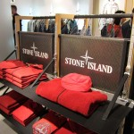 Shop fittings for Stone Island by Frog Sails